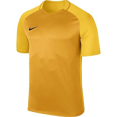 Nike Dry Trophy III Maglietta Maglietta da Uomo, Uomo, University Gold/Tour Yellow/Bl, XL
