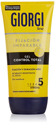 Georgi Line - Control total 5 - Gel fijador - 150 ml