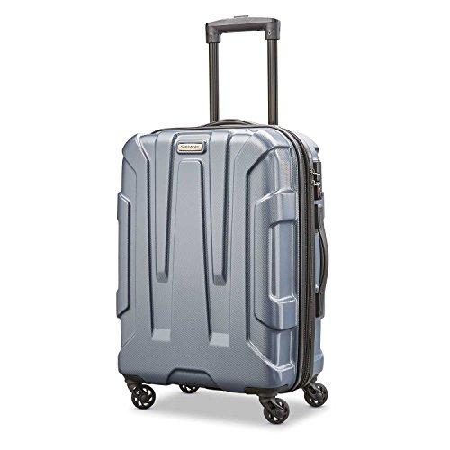 Samsonite Centric Hardside Luggage, Blue Slate, Carry-On