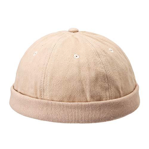 Dockers - Cappello da pescatore da uomo, in diversi colori, effetto slavato e non slavato sabbia Taglia unica