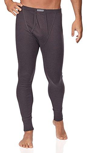 Timone Herren Lange Unterhose (Graphite, S)