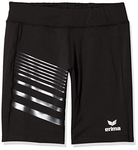 Erima - Running-3/4-Hosen für Jungen in Schwarz, Größe 116