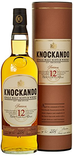 Knockando Single Malt Scotch Whisky 12 Years 0,70l
