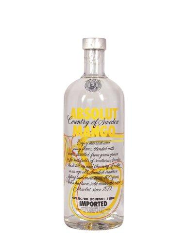 Absolut Mango Vodka - 1000 ml