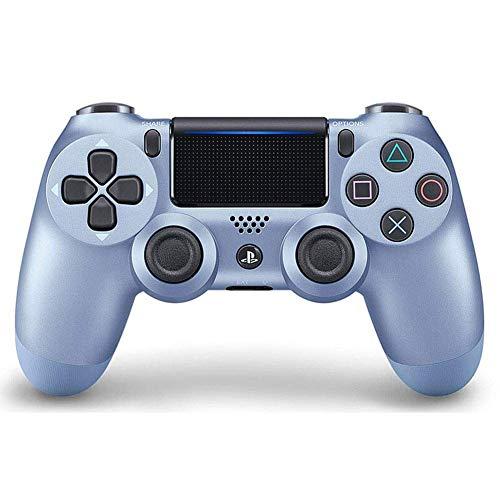 Mando inalámbrico para Playstation 4-Titaniumblue