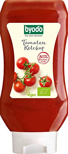 Byodo Tomaten-Ketchup - Quetschflasche 300ml
