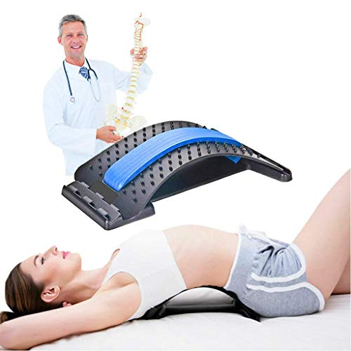 Equinox Medical Lumbar Relief Back Stretcher Device, for...