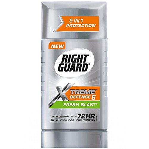 Right Guard Xtreme Defense Anti-Perspirant 5 Fresh Ranking TOP10 Deodorant shopping