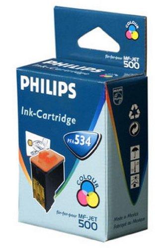 Sagem PFA-534 - Cartucho de Tinta para impresoras (Impresión por inyección de Tinta, 500 Hojas) ⭐