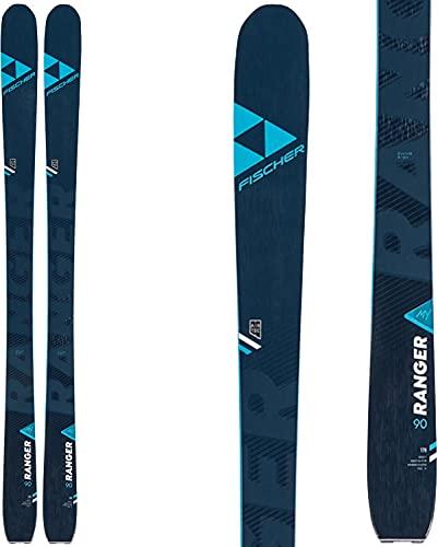 Fischer My Ranger 90 Ti Skis Womens Sz 163cm