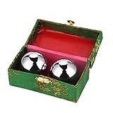 Bola de Baoding,Bola de Presión de China Health Sports, Utilizada Para Aliviar La Bola de Terapia...