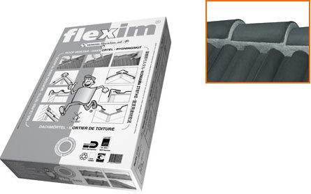 Malta FLEXIM tetto | VE=10 strisce (ca, 9kg) Per 3-5 rhinocables | Disponibile in diversi colori