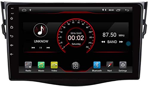 FWZJ Witson Autosion Android 10 Car Multimedia per Toyota RAV4 2006-2012 Autoradio Navigazione GPS Stereo Audio Navi Video
