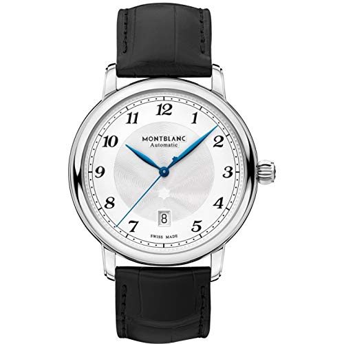 Montblanc Star Legacy Herren-Armbanduhr 42mm Schwarz Automatik Analog 116511