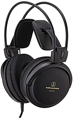 Audio-Technica ATH-A550Z Closed Back Dynamic HI-FI Headphones