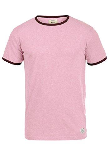 Redefined Rebel Madison Camiseta Básica De Manga Corta T-Shirt para Hombre con Cuello Redondo