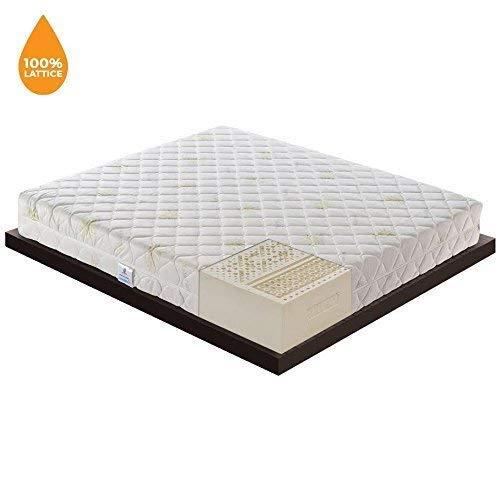 Matrasoplegger - één matras afneembaar van traagschuim 5 cm hoogte 30 cm tot 11 zones orthopedisch gecertificeerd medisch product klasse I