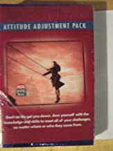 Attitude Adjustment Pack - Assert Yourself, Learning to Laugh at Work, Putting Anger to Work for You, Saying No to Negativity & Exploring Personality Styles