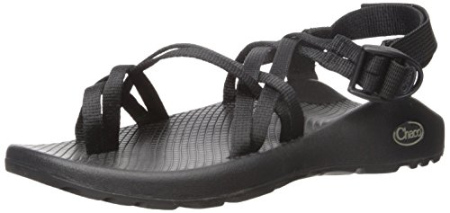 Chaco Women's ZX2 Classic, BLACK, 8 M US