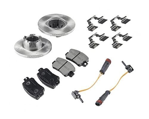 Bosch 1 987 474 106 Kit d'accessoires, garniture de frein