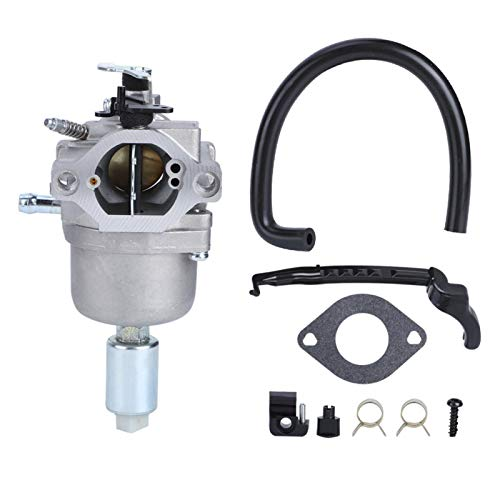 Kit de carburador, repuesto de carburador para cortacésped de jardín para Nikki 697203 para Brig_gs Straton 795873