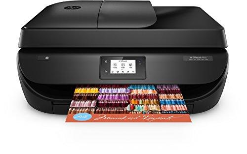 HP OfficeJet 4655 Multifunktionsdrucker (Instant Ink, Drucker, Scanner, Kopierer, Fax, Duplex, WiFi, Airprint) mit 3 Probemonaten HP Instant Ink inklusive