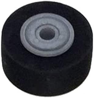 Tape Deck Repair Parts Pinch Roller/Outer Diameter 12mm/Width 6mm/Shaft Inner Diameter 2mm/1 Piece