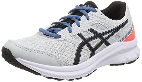 ASICS Jolt 3, Zapatillas de Running Hombre, Gris y Negro, 42.5 EU