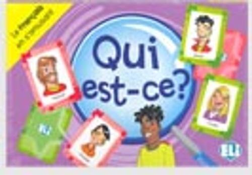 ELI Language Games: Qui est-ce?
