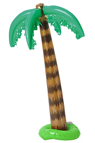 Smiffy's - Palma inflable, 91 cm