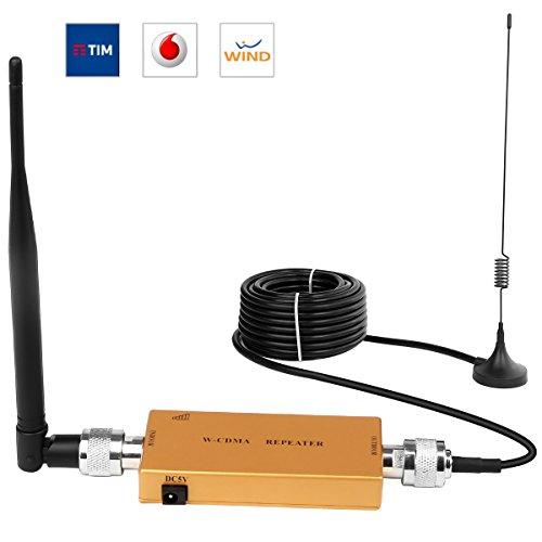 Yuanj Amplificateur de Signal 3G 2100MHz...