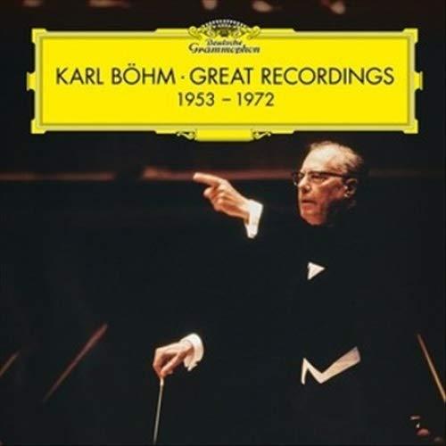 カール・ベーム グレート・レコーディング1953-1972(17CD)