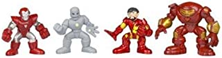 Iron Man Movie Toy Super Hero Squad Battle Pack Hall of Armour