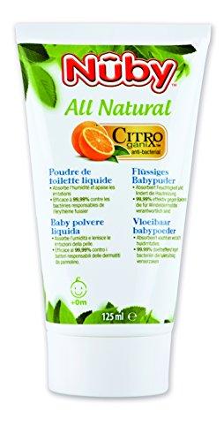Nuby Polvo Talco en Crema 125 ml 125 ml