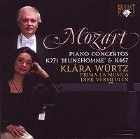 Piano Concertos K. 467 & K. 271