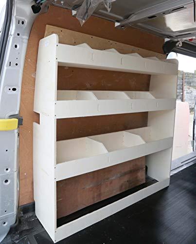Regaleinheiten und Aufbewahrung, leichtes, Sperrholzregal für Lieferwagen, Zubehör