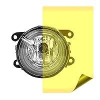 【シェアスタイル】カラーフィルム ヘッドライトやフォグガラスに 30cm × 20cm イエロー [K] カラーフィルム ヘッドライトやフォグガラスに 30cm × 30cm スモーク [K]【イエロー】