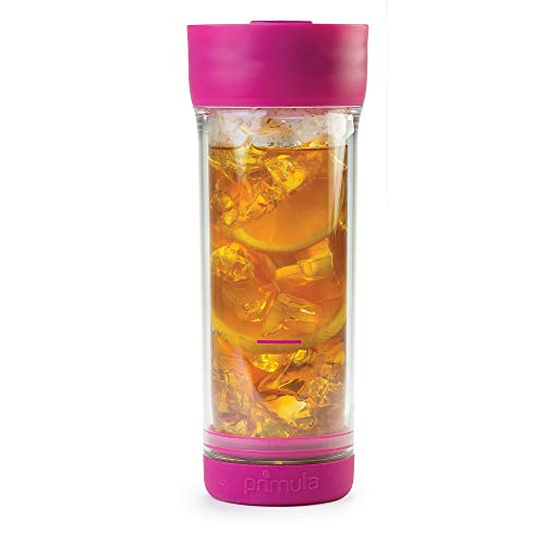 Primula Press & Go Double Wall Loose Leaf Iced Tea Brewer...
