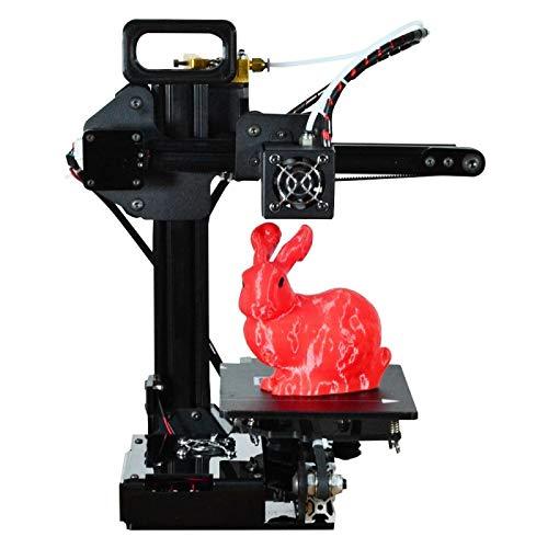 Imprimante 3D en Alliage d'aluminium Ecran LCD pour consommable PLA 1.75mm