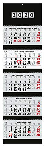 Geiger-Notes Signal Agenda semanal de mesa 3 unidades