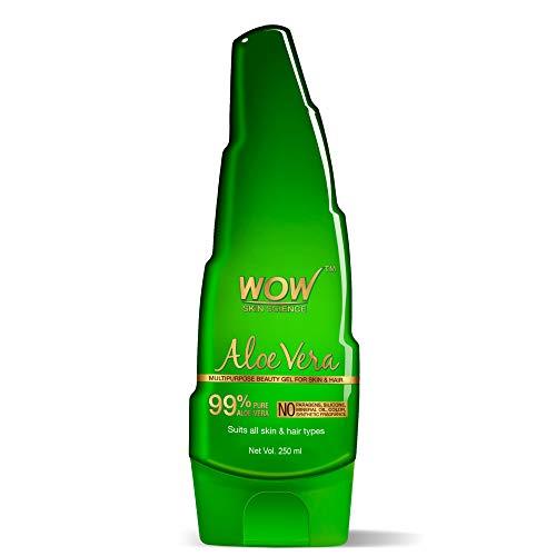 Best wow aloe vera gel Review