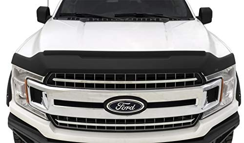 Auto Ventshade 436096 Aeroskin II Textured Black Flush Mount Hood Protector for 2015-2020 Ford F-150