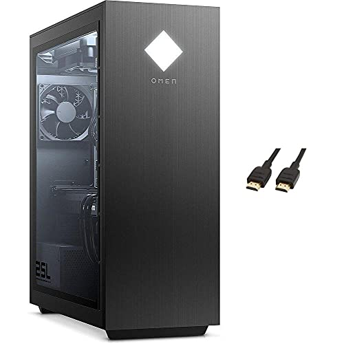 Compare HP 2021 Newest OMEN 25L GT12 vs other gaming PCs