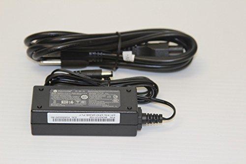Genuine Polycom AC Adapter Power Supply Charger 24V 0.5A Model: SPA12A24B & 1465-42340-003