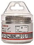 Bosch Dry Speed / 2608587131 Forêt diamanté à sec Diamètre 68 mm