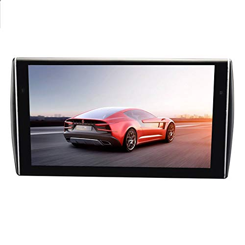 CAPTIANKN Auto Video Speler, 11.6-Inch MP5 Hoofdsteun Auto Display Hoofdsteun TV, Kinderstoel Achterbank Entertainment Systeem