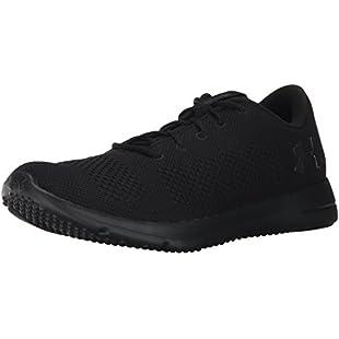 Under Armour Ua Rapid, Men's Running Shoes, Black (Black/Anthracite), 8.5 UK (43 EU)