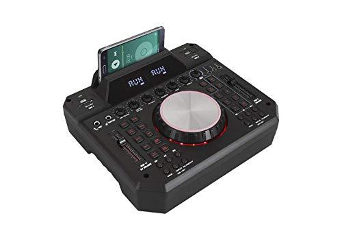 Console DJ Mixer USB/SD/Bluetooth