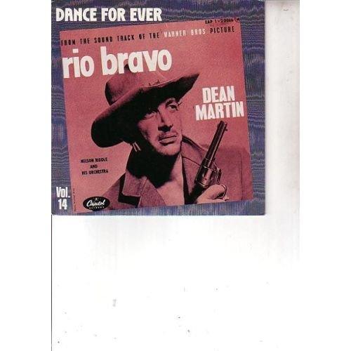 45 tours Dean Martin rio bravo,réédition 1982
