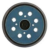 Platorello Strappo,125 mm 5 Pollici di Levigatura per Lucidatura ad Alta Velocità, Levigatrice a Disco e Secco